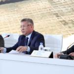 О достижениях ДГД Шымкента рассказал и.о. руководителя Департамента 1