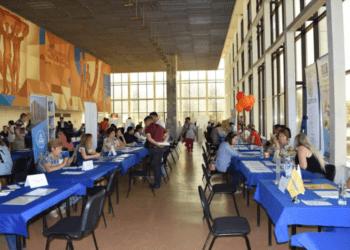 Более 100 работодателей собрала столичная ярмарка вакансий 2