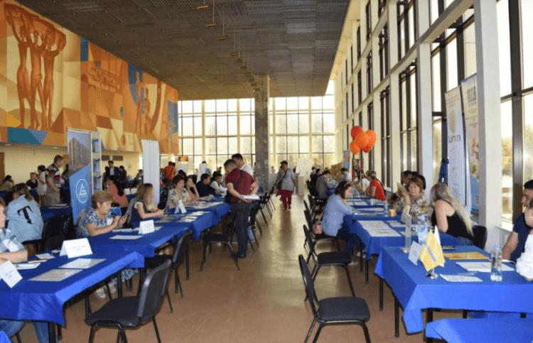 Более 100 работодателей собрала столичная ярмарка вакансий 1