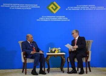 Касым-Жомарт Токаев высоко ценил работу Европейского банка реконструкции и развития 1