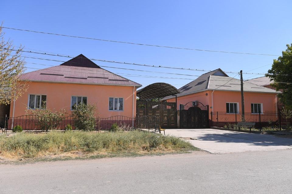 Основные восстановительные работы завершились в 6,8 тыс. домах в Арыси