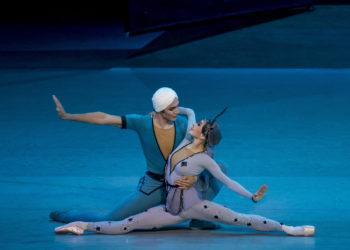Балет «Легенда о любви» впервые покажет в Узбекистане театр «Астана Балет» 1