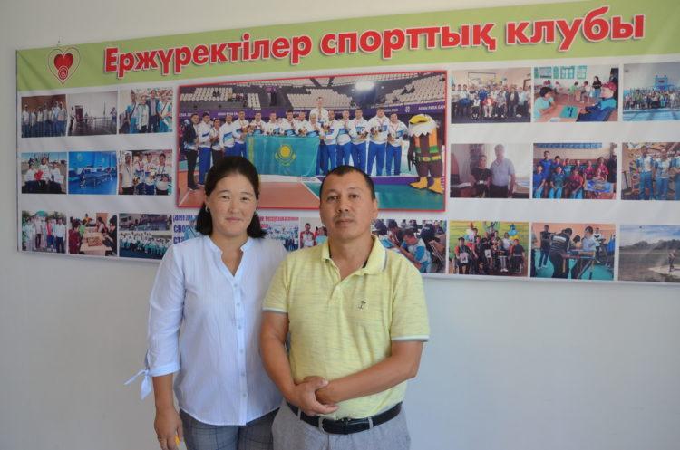 В Атырау выпускник «Бастау» открывает реабилитационный центр 1
