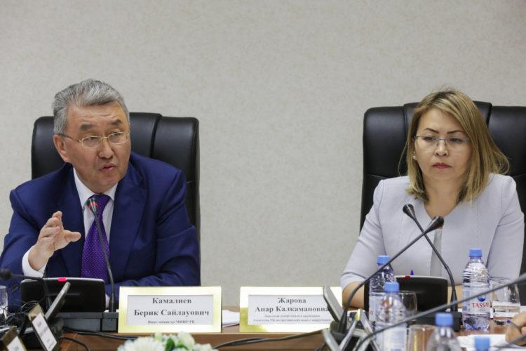 Как борются с коррупцией в МИИР РК? 1