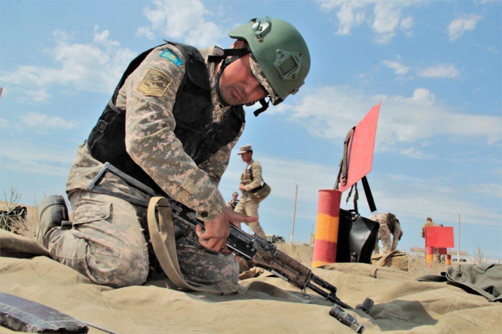 В региональном командовании «Запад» определили лучших сержантов