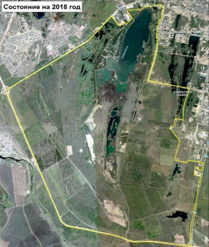 В столице предложили создать природный парк на территории, прилегающей к Талдыколю.