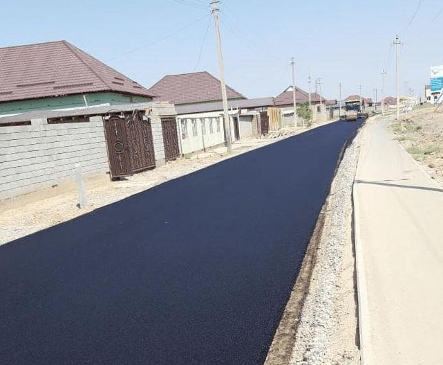 60 километров дорог отремонтируют в Арыси