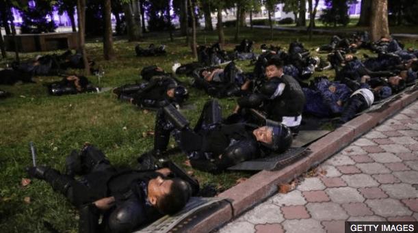 Полиция Бишкека / © Getty Images