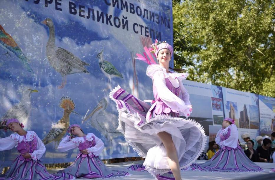 В Акмолинской области прошел фестиваль «Символика птиц в культуре Великой степи»