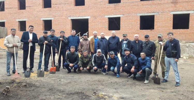 В Кокшетау продолжается республиканская экологическая акция «Бірге – Таза Қазақстан» 1