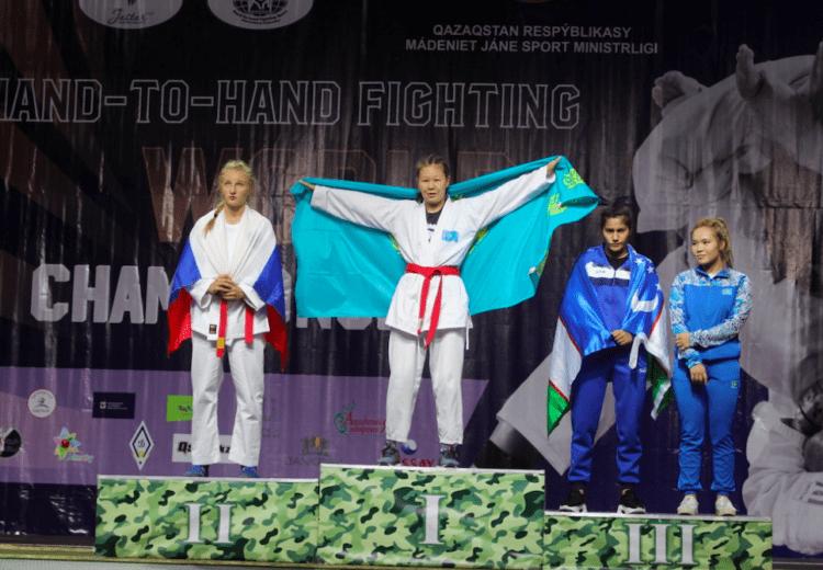 Чемпионат мира по рукопашному бою среди юниоров впервые прошел в Алматы 1