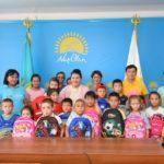 Акция «Дорога в школу» набирает обороты в Туркестанской области 1