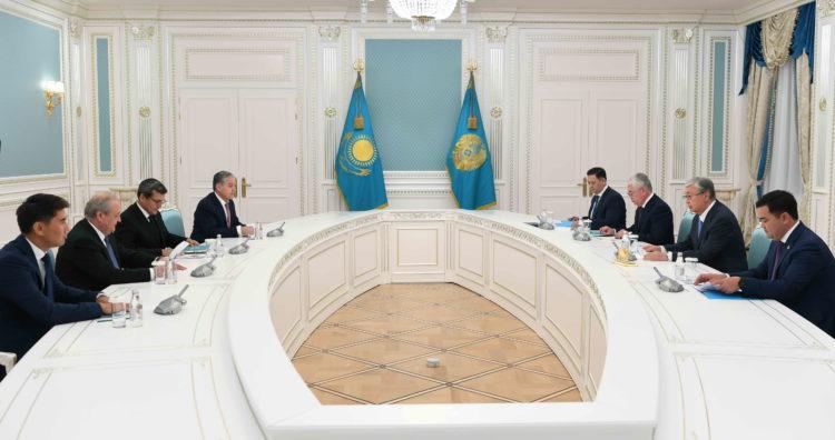 Касым-Жомарт Токаев назвал один из приоритетов внешней политики Казахстана 1