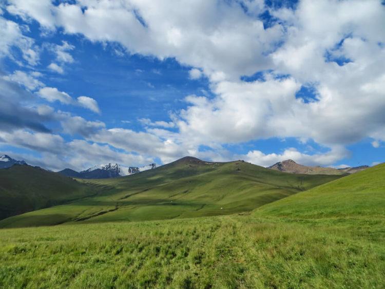 Нурсултан Назарбаев признался в любви к родной земле 1