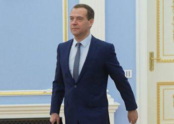 Назарбаев и Токаев поздравили Медведева с днем рождения 2