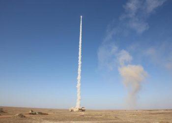 Боевые пуски ракет произведены на полигоне «Сарышаган» в ходе учений 1