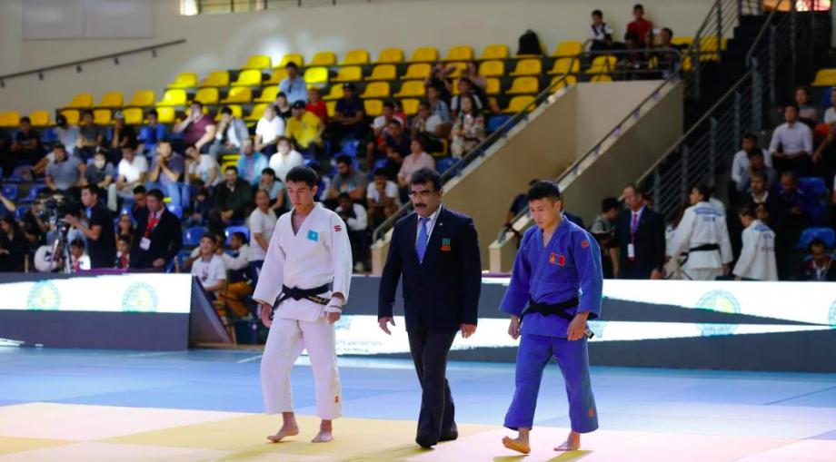 В Атырау состоялось открытие паралимпийского чемпионата по дзюдо Азиатских и Океанских стран
