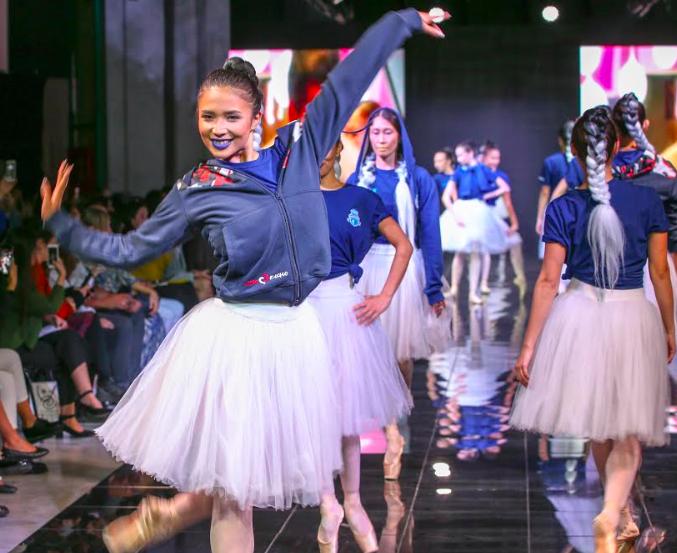 В Алматы прошел Международный конкурс молодых дизайнеров