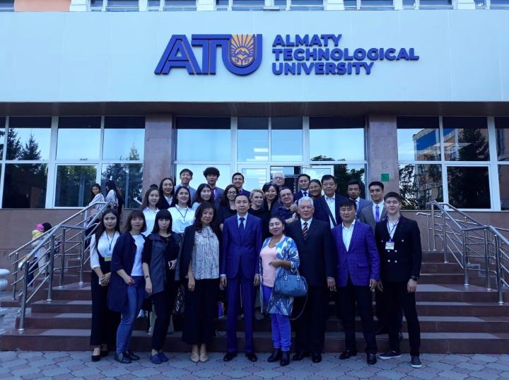 Алматинский технологический университет сделал ребрендинг