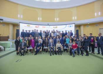 В столице Казахстана принята Хартия социальных юристов проекта «Qorgau» 1