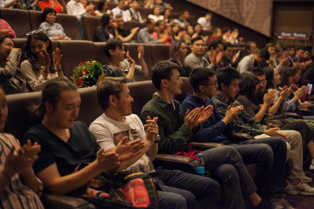 В Алматы открылся фестиваль короткометражного кино