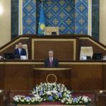 Президент Казахстана принял верительные грамоты у послов десяти государств 1