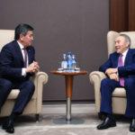 Ситуация с Крымом и Донбассом: Что еще обсуждали в Японии Назарбаев и Зеленский 1
