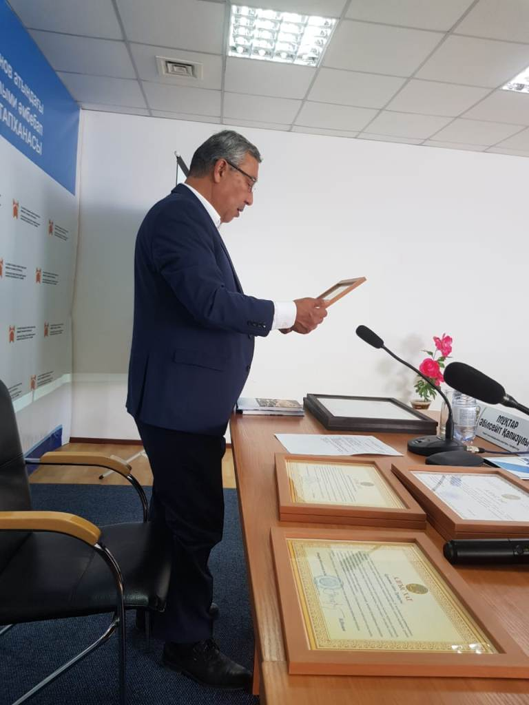 В Атырау отметили 20-летие музея «Сарайшык»