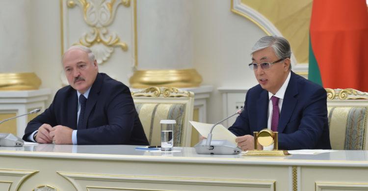 Касым-Жомарт Токаев назвал Казахстан воротами в Азию 1