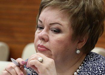 Ирина Унжакова: Мы должны развивать экономику 6