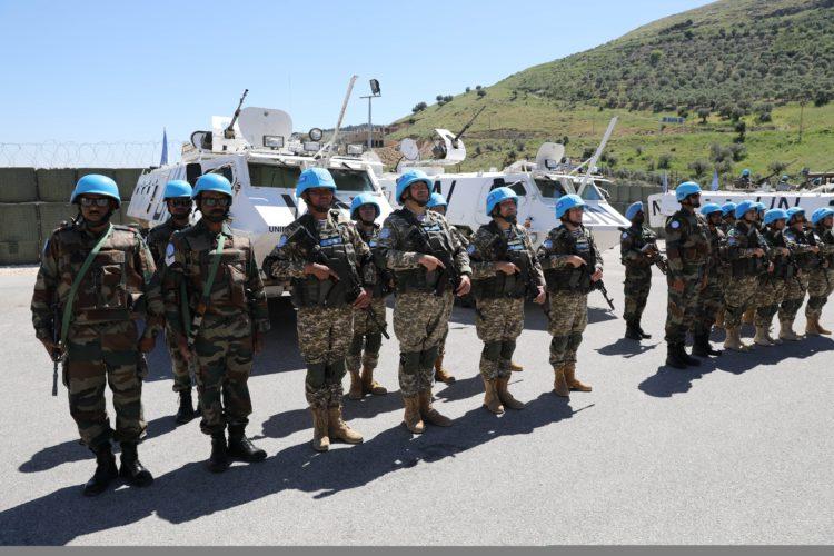 Казахстан продолжает миссию в Ливане 1