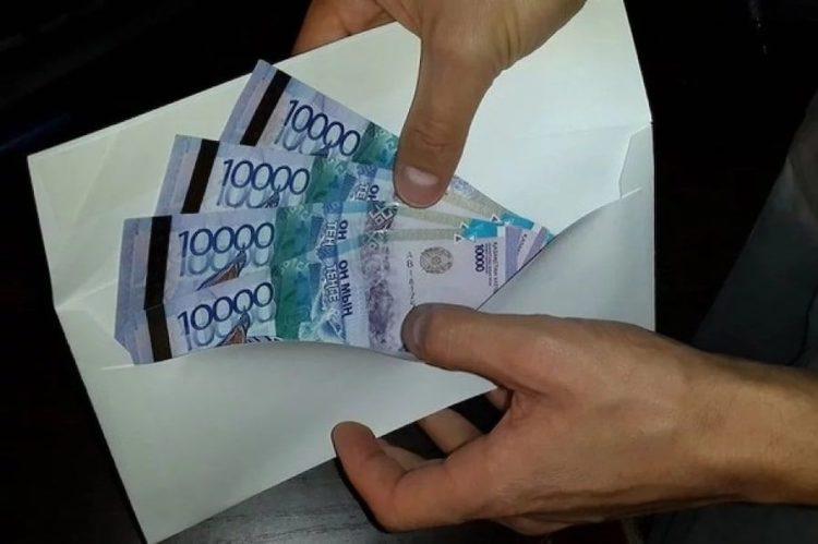 Размеры средней взятки в Казахстане назвал Шпекбаев