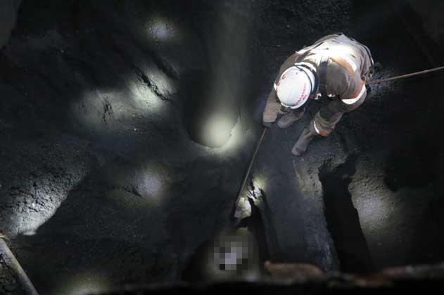 Мертвого шахтера нашли в бункере с углем неподалеку от Караганды 1