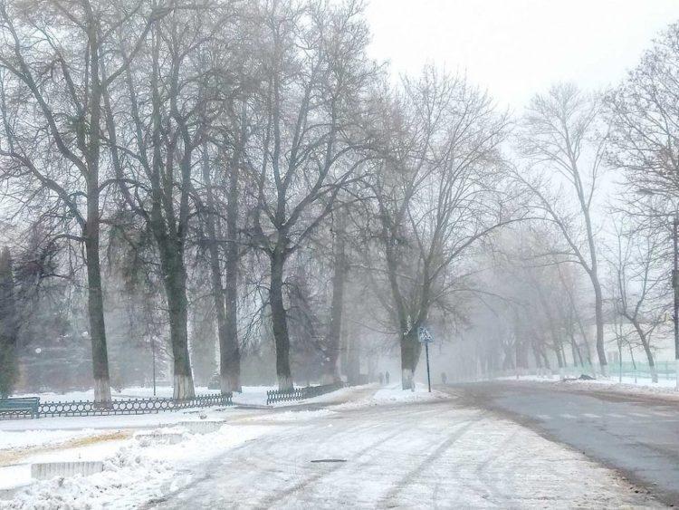 Туман ожидается на большей части Казахстана 28 декабря 1