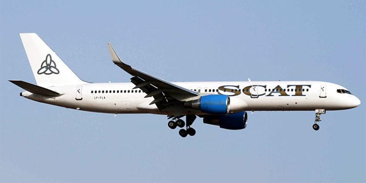 SCAT поможет в перевозке пассажиров авиакомпании Bek Air 1