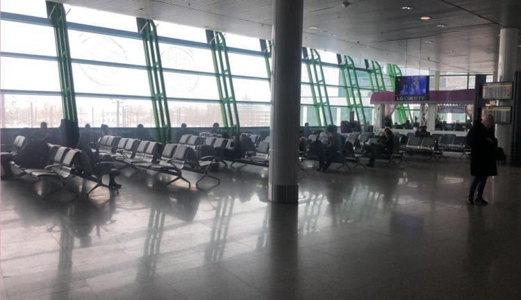 Падение самолета в Алматы