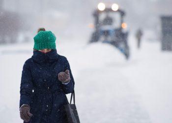 Метель, гололед, осадки – прогноз погоды на 27 января