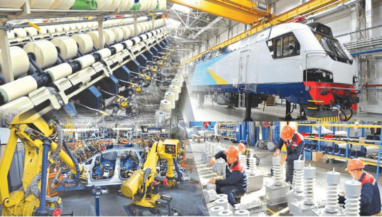 Промышленность Казахстана: итоги, тенденции и перспективы 1