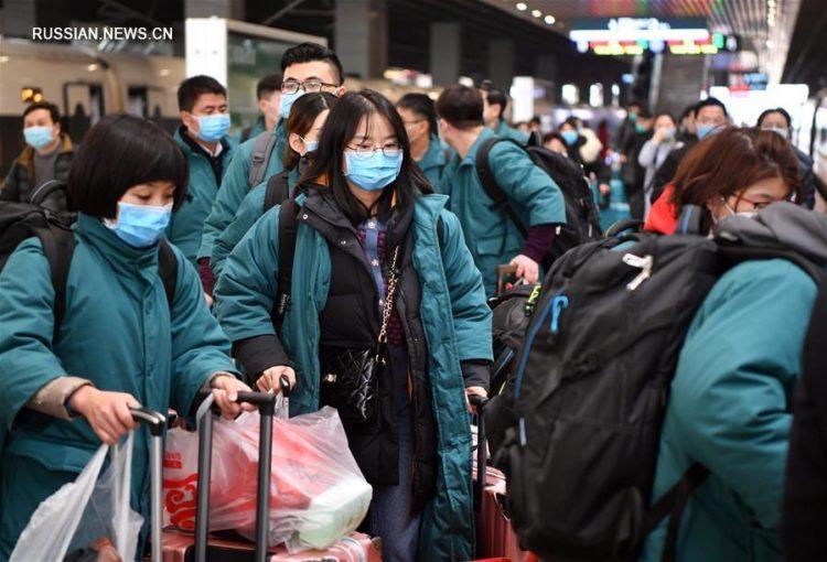 В Пекине зарегистрирована первая смерть от коронавируса