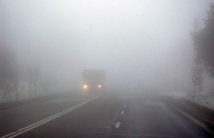 Туман ожидается на большей части Казахстана 4 января