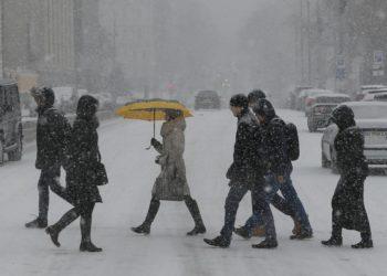 Осадки ожидаются на большей части Казахстана 15 января