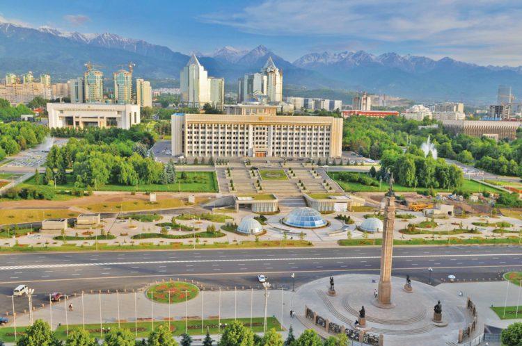 Фото пресс-службы акимата Алматы