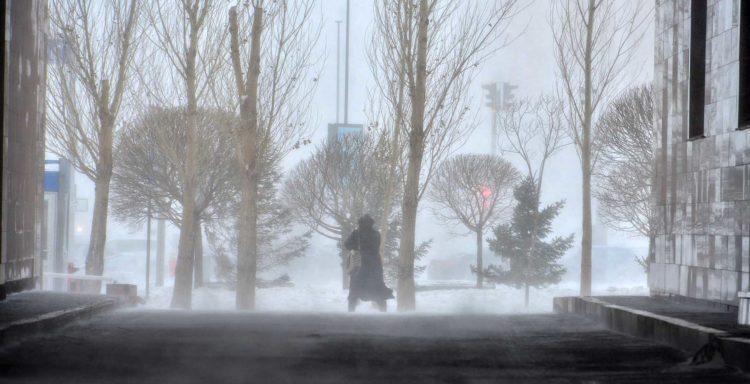 Снег ожидается на большей части Казахстана 21 января