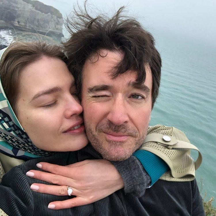 Наталья Водянова выходит замуж