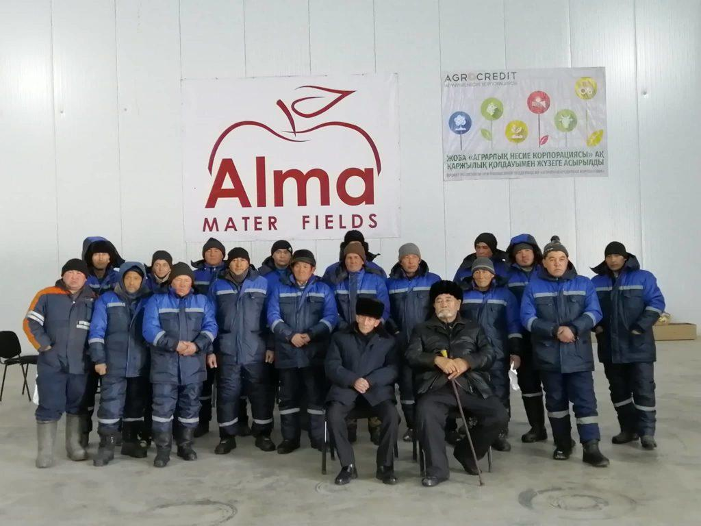 В Алматинской области открылись два инновационных объекта 1