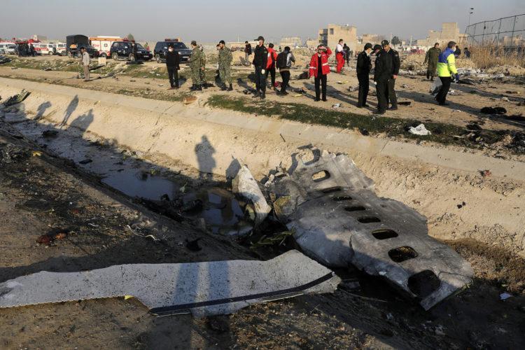 Премьер Канады: Иран по ошибке сбил украинский самолет