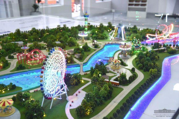 В центре Ташкента появится океанариум