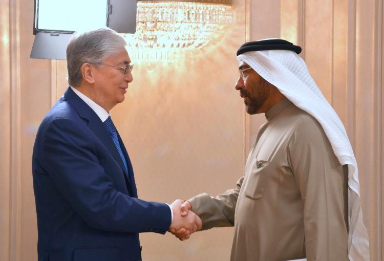 СЭЗ Абу-Даби и МФЦА «Астана» ждут совместные проекты