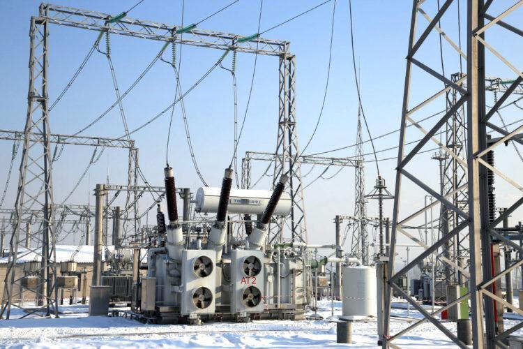 В Алматинской области запустили подстанцию «Каскелен» 1