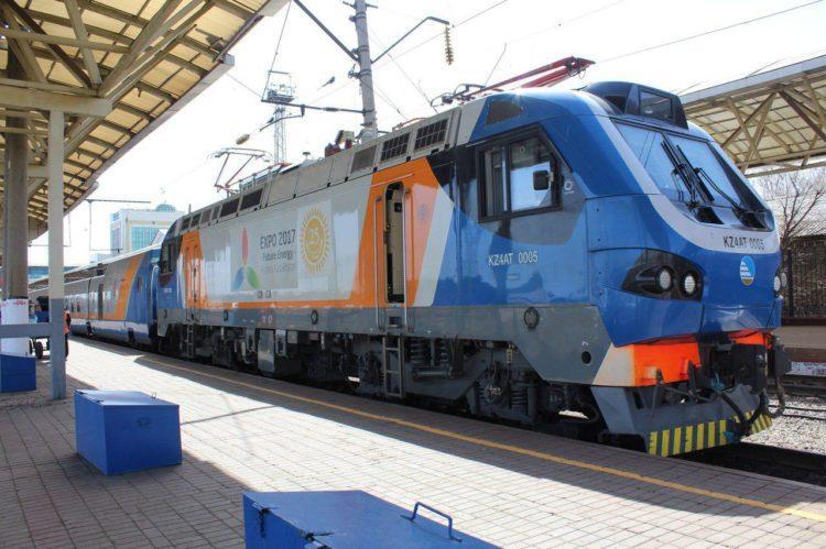 Движение поездов между Китаем и Казахстаном планируется приостановить